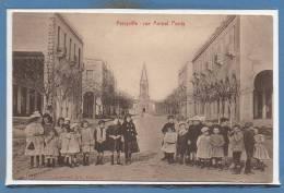TUNISIE --  FERRYVILLE --  Rue Amiral Ponty - Túnez