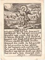 Holy Card- SANTINO - Canivet Du 17e - GHEBEDT De MICHIEL BUNEL (1600-1700)  - 71X98 Mm - Images Religieuses
