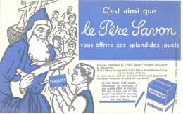 Buvard  Le Père Savon  Splendides Jouets - Parfums & Beauté