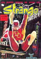 Strange Les Supert Heros De Stan Lee - Receuil N°11 - N° 32, 33, 34 - Format Moyen - Bon état - LUG 1972 - Strange
