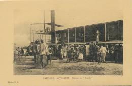 Cotonou Depart Du Faadji Bateau Fluvial  Edit ER - Centrafricaine (République)