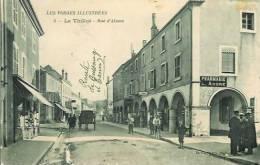 88 LE THILLOT  Rue D'Alsace - Le Thillot