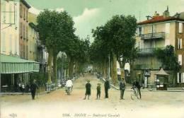 04 DIGNE Boulevard Cassendi - Digne
