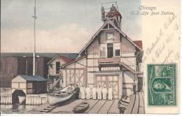 6702 - Chicago U.S. Life Boat Station - Chicago