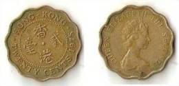 Hongkong 20 Cents 1975 - Hong Kong