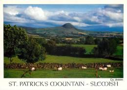 Slemish, Co Antrim, Northern Ireland Postcard Used Posted To UK 2005 Stamp John Hinde #1 - Antrim / Belfast