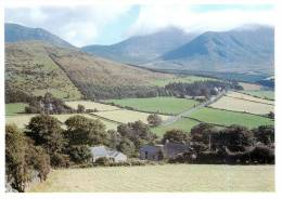 Mourne Panorama, Bryansford, Co Down, Northern Ireland Postcard - Down