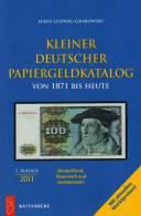Grabowski Banknoten Katalog Deutschland Austria Liechtenstein 2011 Neu 12€ Papiergeld 3.Reich BRD DDR EURO Gietl Verlag - Zubehör