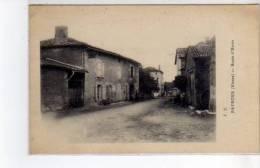 PAYROUX - Route D'Usson - Très Bon état - Frankrijk