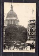 """37336     Regno  Unito,    London  -  London  -  St.  Paul""""s Churchyard  From  Cheapside,  VG  1910 - St. Paul's Cathedral"""