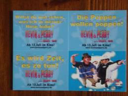 Hevin & Perry Movie Film Carte Postale - Unclassified