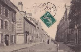 41 - BLOIS La Rue Du Bourg Neuf Animée - Blois