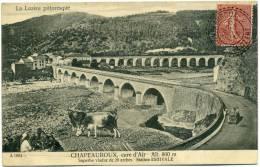 XF.83.  CHAPEAUROUX - Otros Municipios