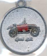 OPEL 1912 - TALLER NINO DE ROSARIO E. INTILI - BUENOS AIRES REPUBLICA ARGENTINA RARE - Gewerbliche
