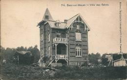 Beez-sur-Meuse   -   Villa Des Galets. - Namur