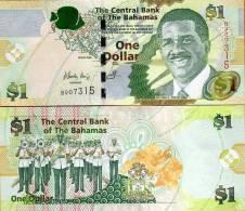 Bahamas, 1 Dollar, 2008, P-NEW-71, UNC - Bahama's