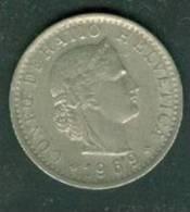 Suisse  20 RAPPEN 1969  -  Laura8708 - Suisse