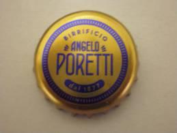 CAPSULE - TAPPO / BOTTLE CAP / KRONKORKEN / BEER - BIRRIFICIO ANGELO PORETTI - Birra