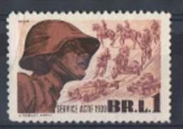 FP 380 - Troupes Légères / Leichte Truppen - BR.L.1 Neuf - Vignettes