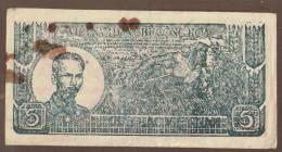 VIETNAM 5 DONG 1948 Việt-Nam Dân-Chú Cộng-Hòa  P#17 - Vietnam