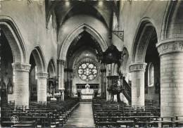 Herent : Binnenzicht Der OLV Kerk   ( Groot Formaat ) - Herent