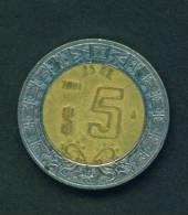 MEXICO - 2001 5p Circ - Mexico