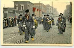 LA LOUVIERE  -Carnaval De La Louvière, Une Société étrangère, Les Hollandais. - La Louvière