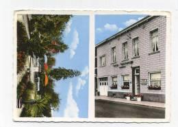 Wolvertem :  Hotel-restaurant   Puttemans     ( Groot Formaat )   2 Scans - Belgique