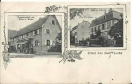 GRUSS AUS SUNDHAUSEN. - Other Municipalities