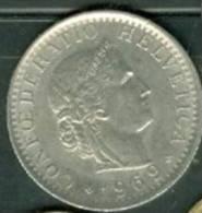 Suisse 20 RAPPEN 1969 - Laura8804 - Suiza