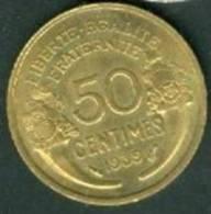 FRANCE - 50 CMES MORLON 1939 - Laura8807 - G. 50 Centimes