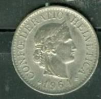 Suisse 10 Rappen  1964  - Laura9201 - Suisse