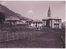 73 SAINT REMY , CPSM , L'église Et Le Village - Autres Communes