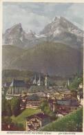 Berchtesgaden Gegen  Watzmann  A-1576 - Berchtesgaden