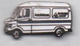 Auto Fourgon Mercédés , Autoliaisons Baynes , En EGF - Mercedes