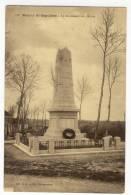 NEUVY St SEPULCRE. - Le Monument Aux Morts - France