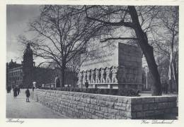 Hamburg   76er Denkmal  A-1578 - Mitte