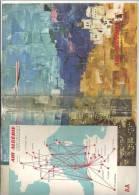 Protège Livre Offert Par Air Algérie Métropole-Algérie Par Caravelle - Book Covers