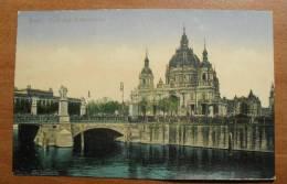 Allemagne - Germany - Berlin - 435 - Dom Und SchloBbrücke - Altri