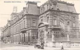 Bruxelles-Saint -Gilles - Hôtel Des Monnaies L.TN.28 Série 2 - St-Gilles - St-Gillis