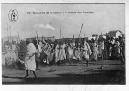 CPA DJIBOUTI Colonies Francaises Somalie - Gibuti