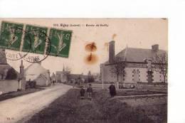 LOIRET - Sigloy - Route De Guilly - France