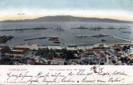 1905, GIBRALTAR, The Convent From The Rock, Run 1907; - Gibraltar