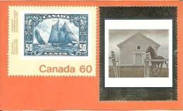Canada: International Philatelic Youth Exhibition 1982 - Sailingboat - Briefmarkenausstellungen