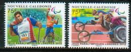 Nouvelle Calédonie / New Caledonia 2012 - Jeux Paralympiques De Londres / Paralympics, London - MNH - Zomer 2012: Londen