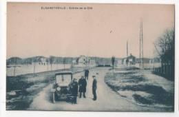 ELISABETHVILLE - Entrée De La Cité - France