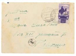 $3-2728 1940 LIBIA COLONIE ANNULLO GIOVANNI BERTA - Libia
