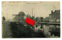 BAUVIN Le Pont Levis 59 Nord - France