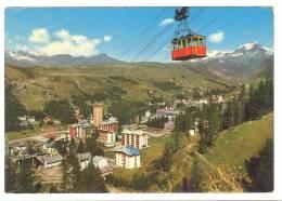 A2575 Madesimo (Sondrio) - Panorama E Funivia Del Groppera / Viaggiata 1978 - Altre Città