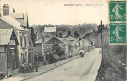 LIANCOURT AVENUE DE LA GARE OISE 60 - Liancourt